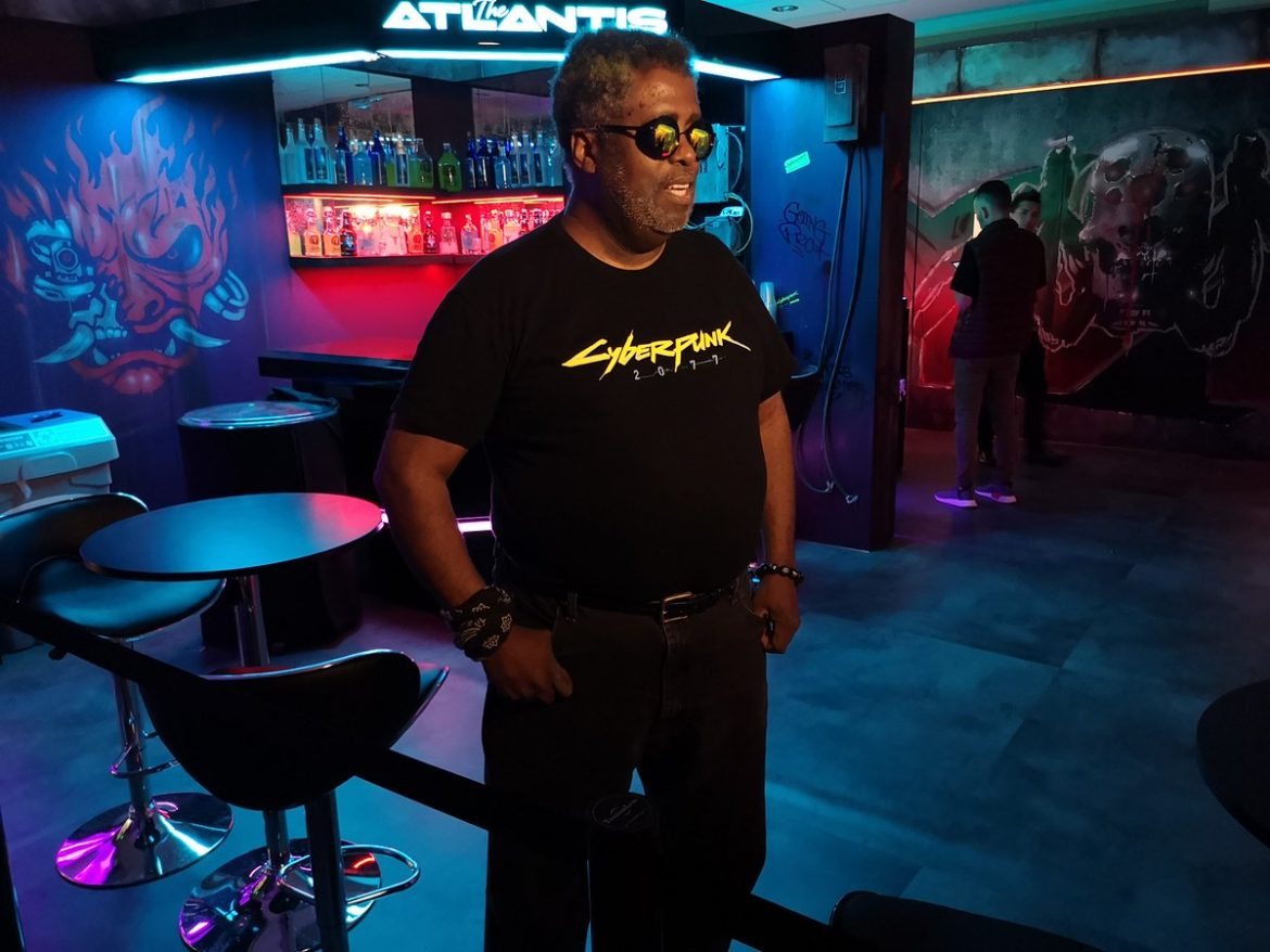 Cyberpunk Creator Mike Pondsmith on Cyberpunk 2077 and Cyberpunk Red